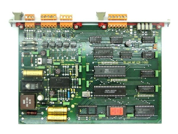 MP630 0583 Blum Card