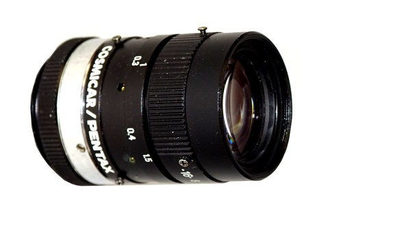 25mm 1/1,4 Cosmicar-Pentax Lens for Videocamera Simatic VS710