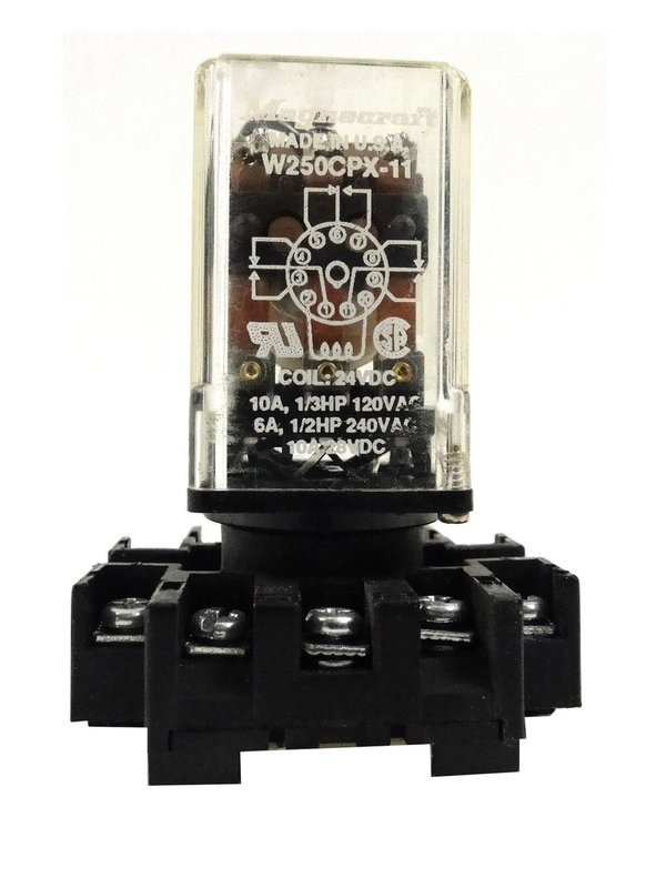 W250CPX-11 Magnecraft Relay